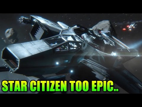 Star Citizen Is Too Epic! Updates & Upcoming FPS Module