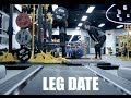 Frank Yang trains legs with Frank Yang (What I talk about when I talk about lifting)