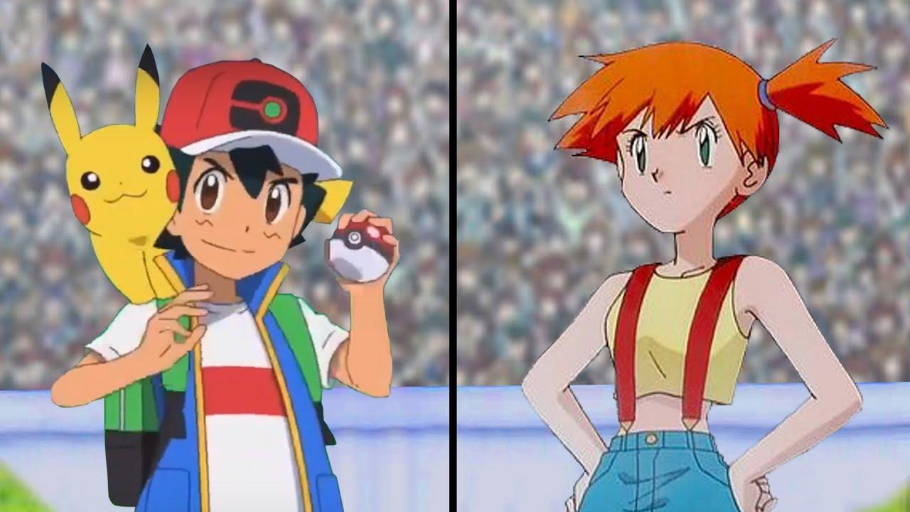 Download Pokemon Sword and Shield: Galar Ash Vs Misty (Kanto Reunion)