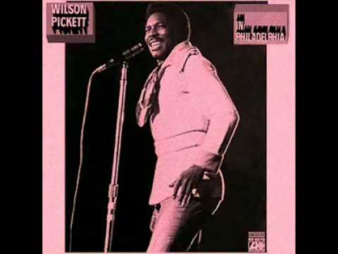 WILSON PICKETT ~ ENGINE NUMBER #9