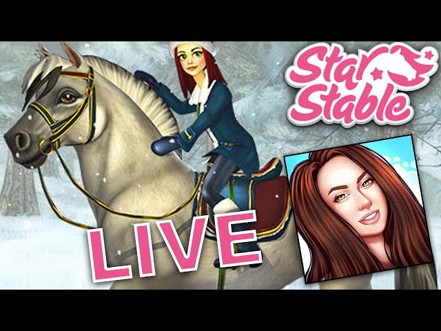 🔴 ⭐ UNLOCKING THE FJORD HORSES! 🐴⭐ | Star Stable Online Live Stream
