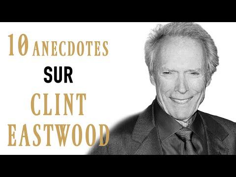 10 ANECDOTES SUR... CLINT EASTWOOD