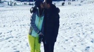 El día en la nieve de Paula Echevarría y Bustamante