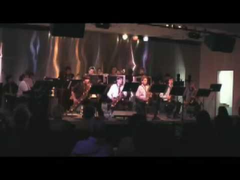 """Area 51"" - Edison High School Jazz Band"