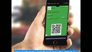 Design, sell, and validate tickets for any event