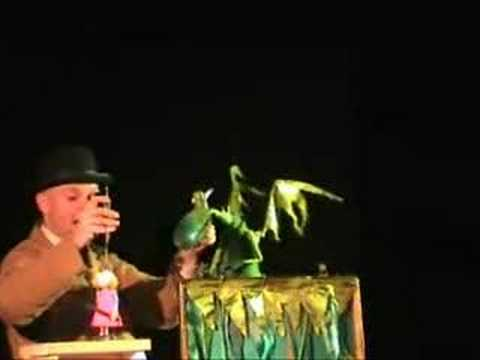 Dragons Teeth and Other Tales by Stuff and Nonsense Theatre Company 2007 - 08