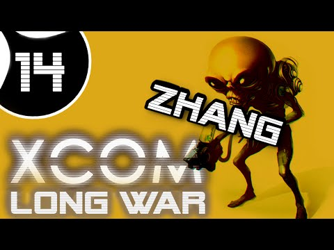 Mr. Odd - Let's Play XCOM Long War - Part 14 - Zhang [Friends in Low Places]