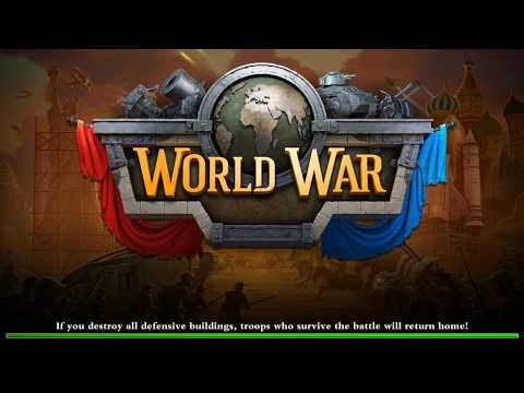 Dominations World War Level 223 Atomic Age vs Level 227 Atomic Age