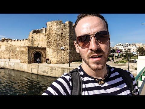 Visite touristique: Bizerte, Hammamet et Korbous 🚗  | VLOG 13
