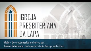 IPLapa - Compromisso com a Palavra - Institucional #1