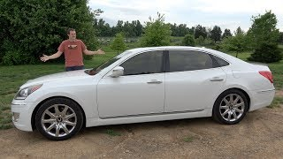 Hyundai Equus 2012 Videos