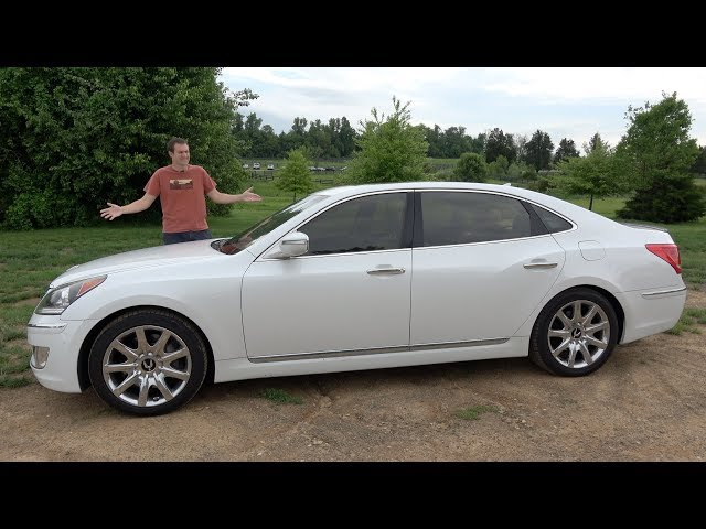 Here's Why the Hyundai Equus Is the Best Luxury Sedan Bargain Ever