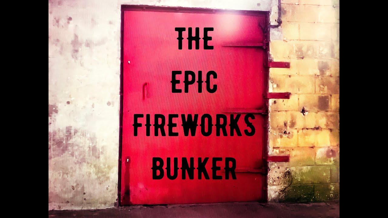 THROUGH THE KEYHOLE #EpicFireworks