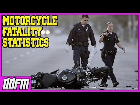 NHTSA Motorcycle Fatality Statistics & Michigan Lawmaker Fatal Motorcycle Crash