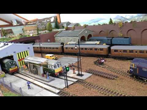Dave`s Model Railway.Work In Progress part 6