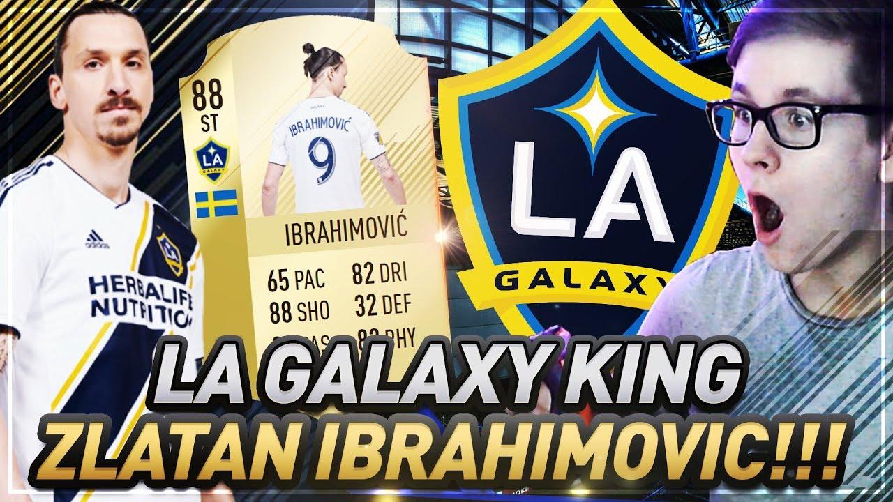 how to get zlatan ibrahimovic fifa 18
