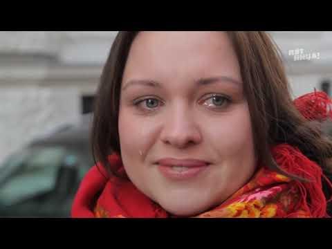 Барышня крестьянка  Мария Омельченко в Вене