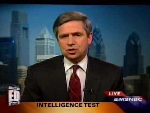 Congressman Sestak Discusses Iran and Defense Budget Cuts on MSNBC