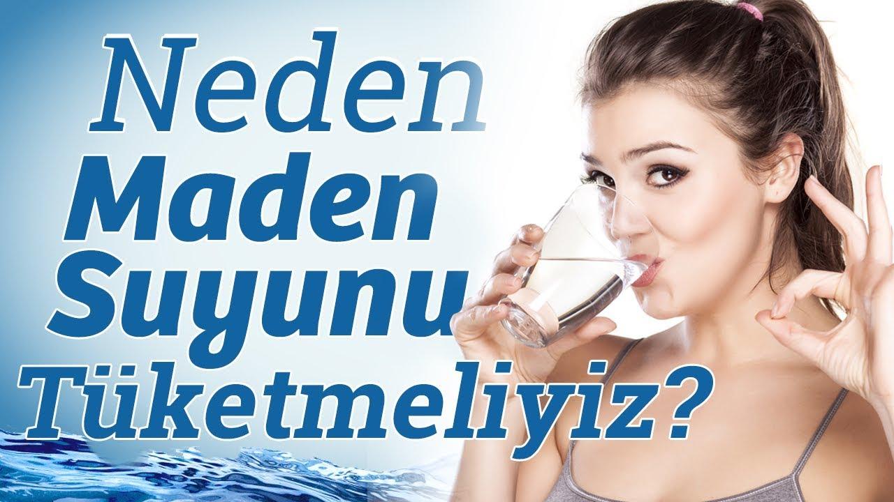 9 Maddede Maden Suyunun Faydaları