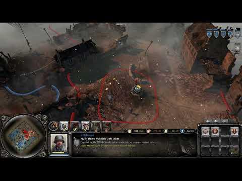 Company of Heroes 2 - Seismic Union Tournament 1 Match 1