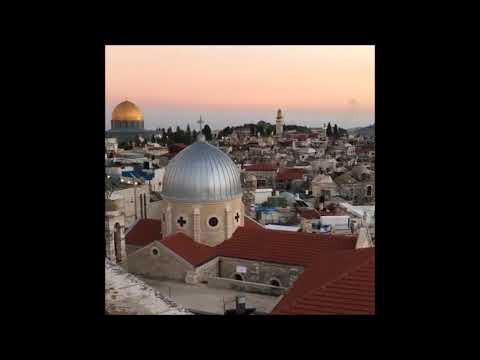 Beauty of Jerusalem  - جمال القدس مع صوت الآذان