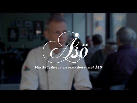 Martin Isaksson, Chokladfabriken på Söder, om ÅSÖ
