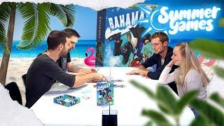 Qui survivra au crash d'avion et sera le plus riche sur Bahamas ? - Summer Games #8