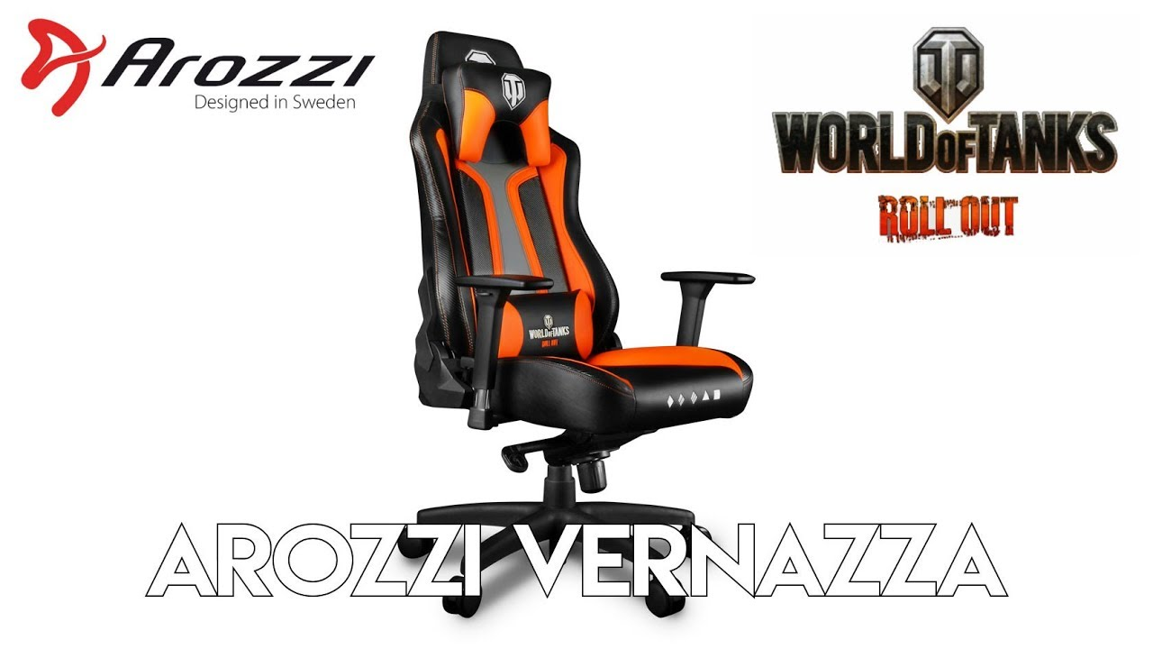 Arozzi Vernazza Wot Edition Unboxing Youtube