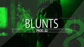 ΔΣ - Dope Hip Hop Beat Dark Underground Rap Instrumental 2015 - Blunts Resimi