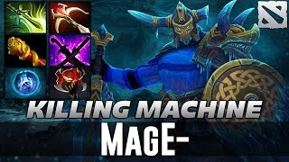 MagE SVEN KILLING MACHINE Dota 2