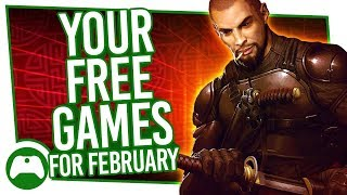 4 Free Xbox Games You Must Play This February | Games With Gold