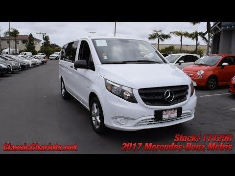 uSED 2017 Mercedes-Benz Metris 8 Passenger Van For Sale in San Diego - 17425