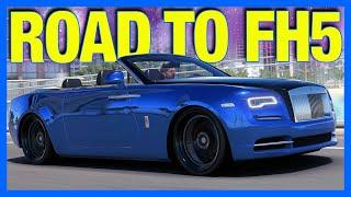 Road to Forza Horizon 5 : Barn Finds \u0026 Festival Upgrades!! (Part 2)