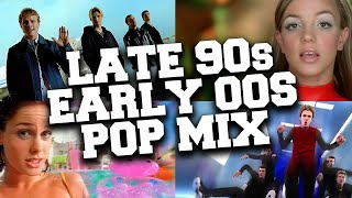 Late 90s Early 2000s Pop Hits Mix 🎵 Best Pop Songs of Late 90's Early 2000's