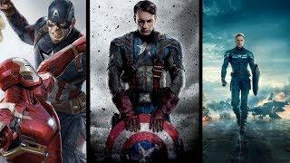 """Трилогия """"Капитан Америка"""" - Все Фильмы от Худшего к Лучшему"""
