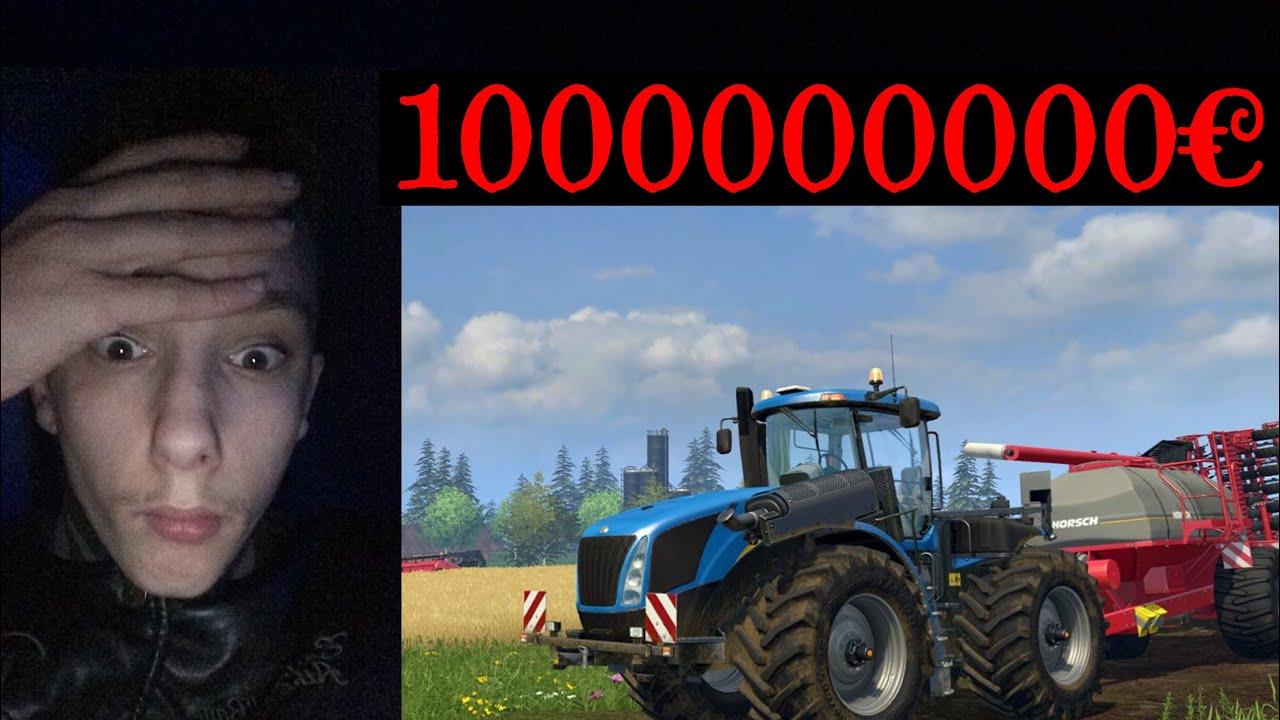 Argent illimit sur farming simulator 15 sur xbox 360