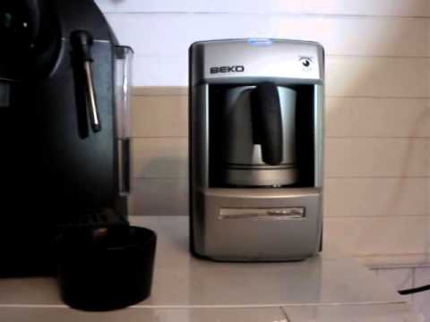 Beko Automatic Turkish Greek Coffee Maker Toronto Canada