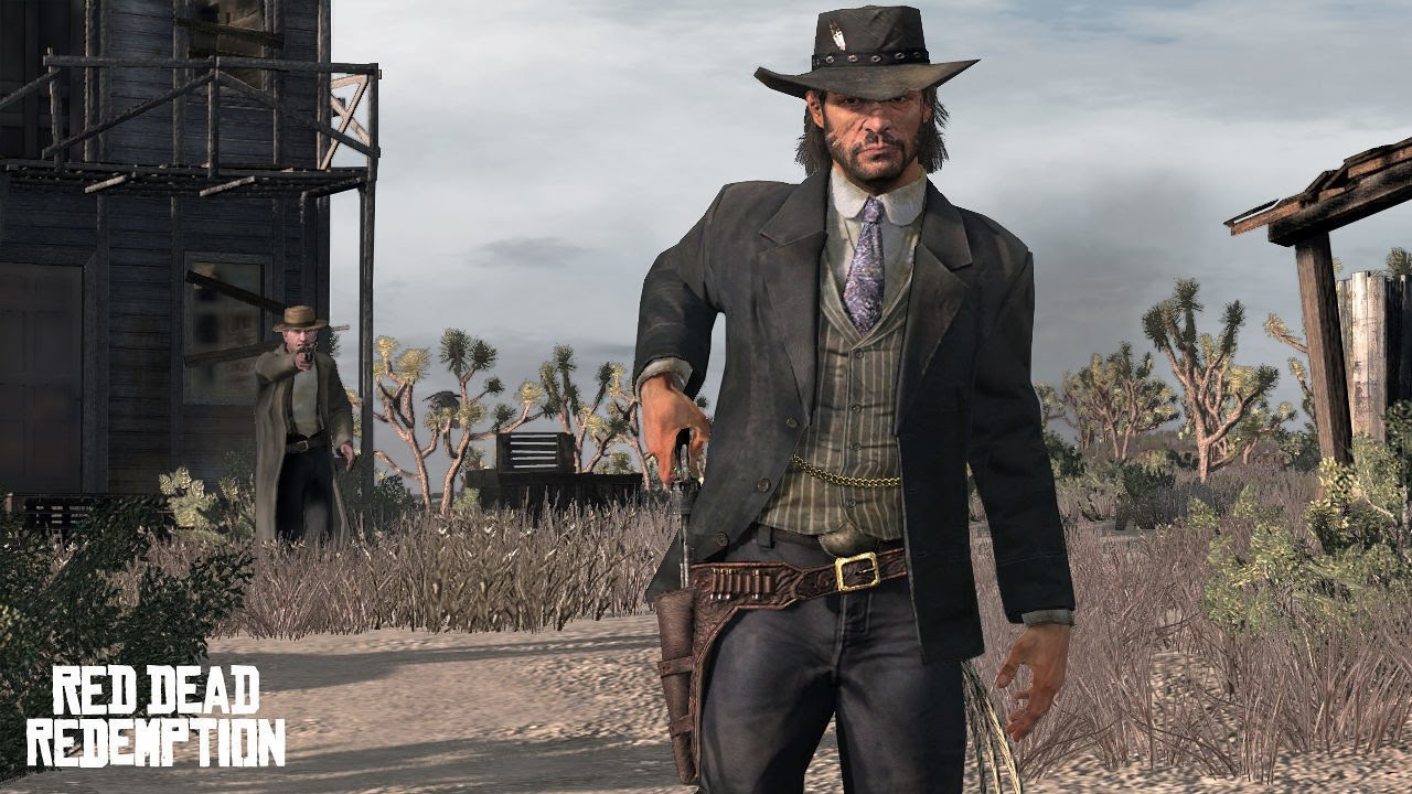 Game movies: red dead redemption life in the west trailer (hd.