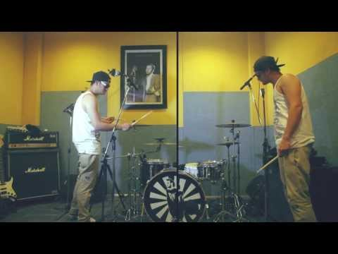 The Drum Heroes - Solo Drum Eno Netral #2
