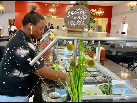 Rock Hill's Clinton College makes improvements to dining experience