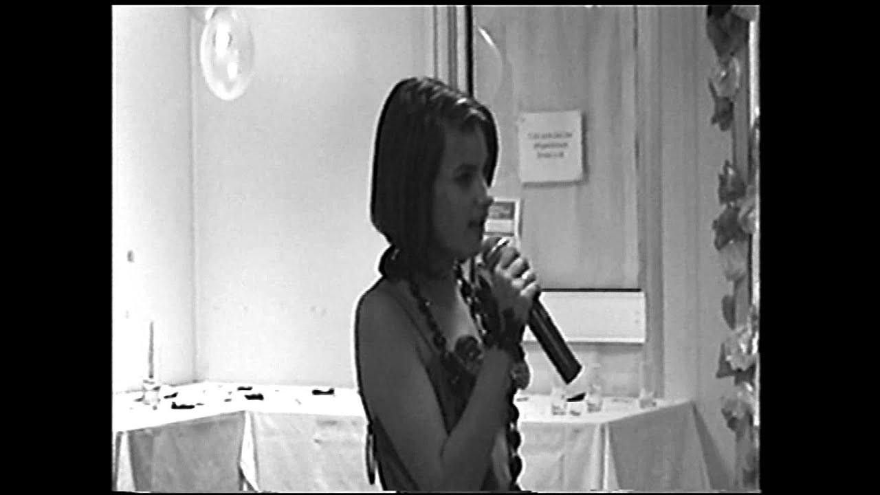 Océane Chante Pour Le Mariage De Son Oncle Et Sa Tante