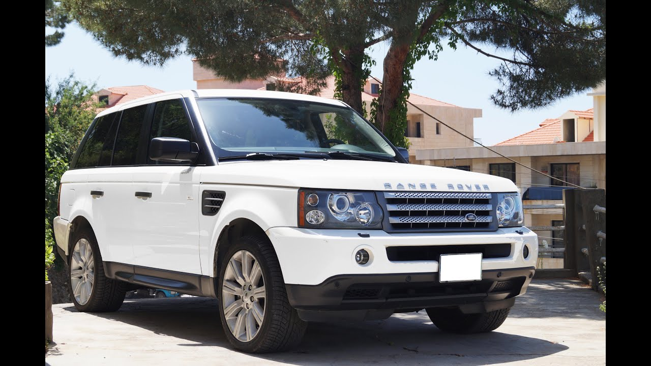 Range Rover Sport Supercharged 2009 Review: 2009 Range Rov...