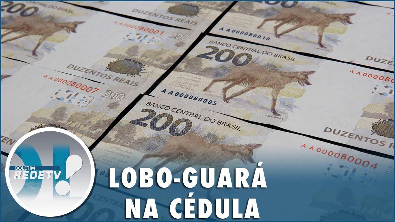 Nota de 200 reais começa a circular nesta quarta-feira (2)
