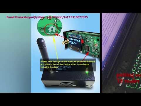 Digital Mobile Radio DMR MMDVM Hotspot Jumbo Spot - Ham Radio with