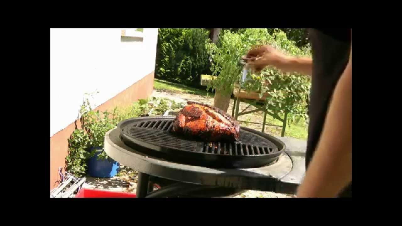 Bbq Pulled Pork Schweineschulter Youtube