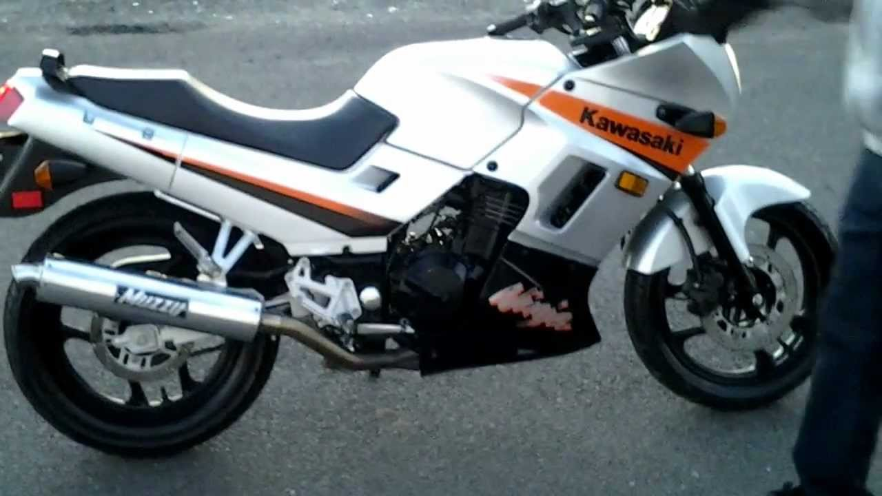 2004 Kawasaki Ninja 250 #K1683 - YouTube