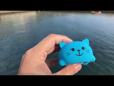 Meow music X We Wish You a Merry Christmas (Japan's chubby Musical Cat Toys Test)
