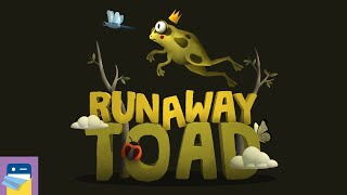 Runaway Toad: iOS / Android Gameplay Part 1 (by Finji)