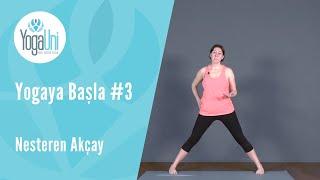Nesteren Akçay ile Yogaya Başla - 3