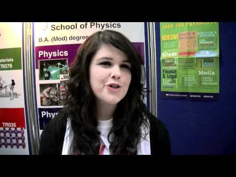 Physics TR063 - Trinity College Dublin
